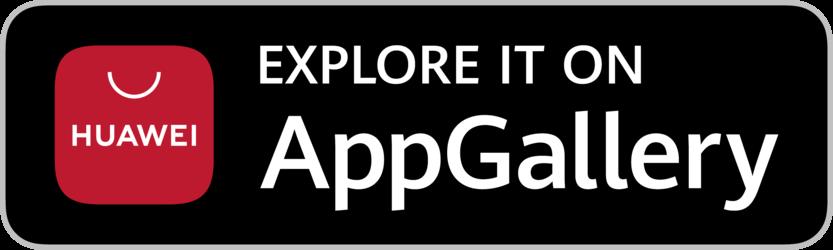 Get it on Huawei AppGallery